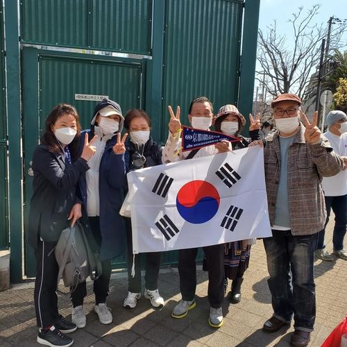 '동해 바다 건너서…' 우리말 교가 일본 전역에 울려 퍼져(종합)