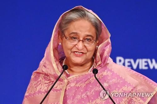 방글라, '총리 암살 시도' 이슬람 급진주의자 14명 사형 선고