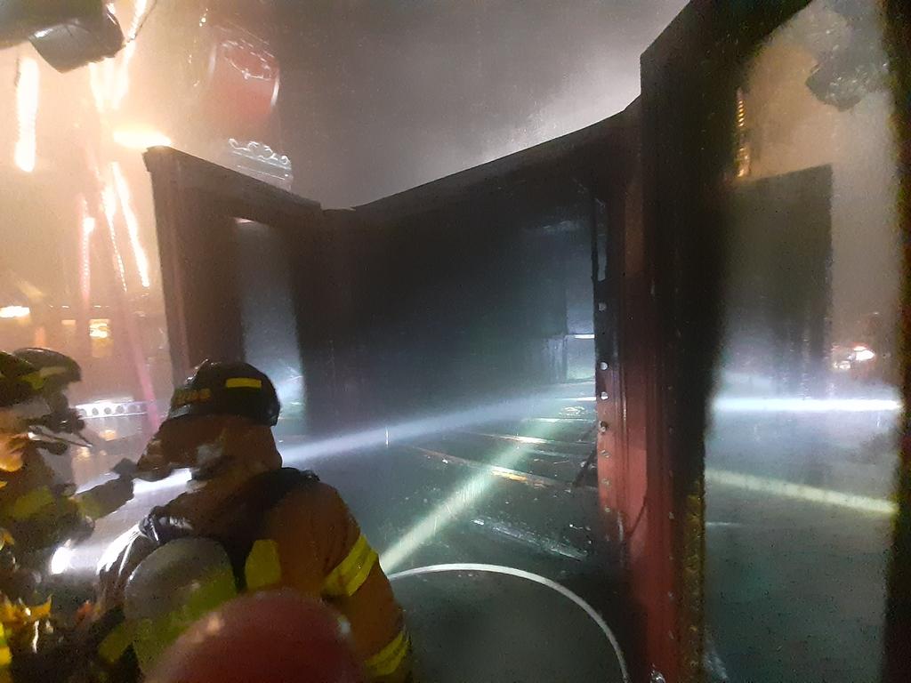 인천 파라다이스시티 리조트 테마파크서 불…인명피해 없어