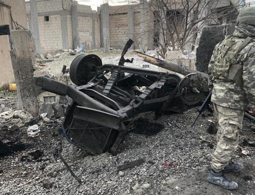 시리아 북동부서 차량 폭탄 테러…민간인 여러 명 부상