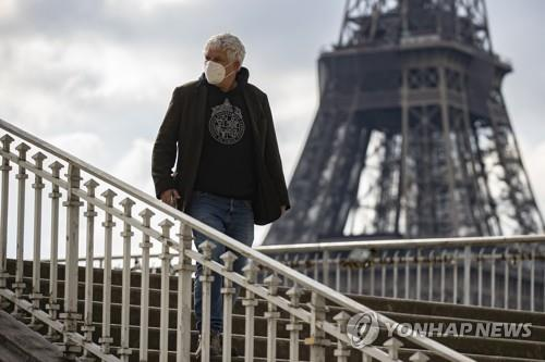 코로나로 프랑스 지난해 사망자 9.1%↑…70년만에 최고 기록