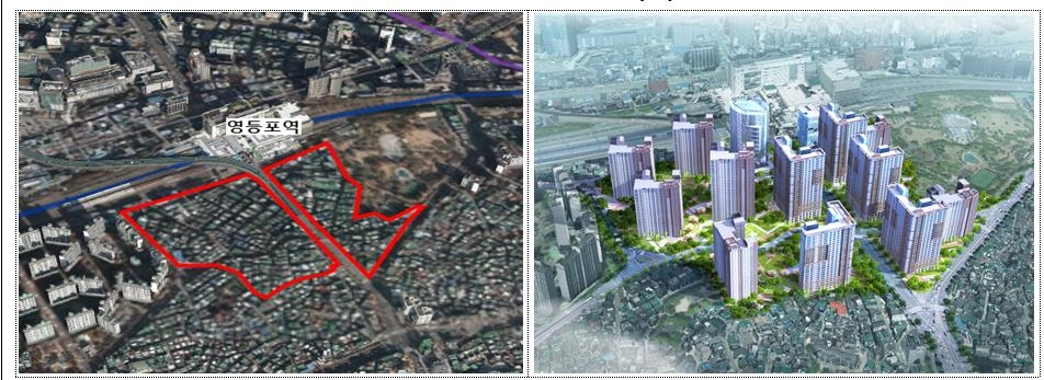 고층아파트촌으로 탈바꿈할 서울 도심은 어디?