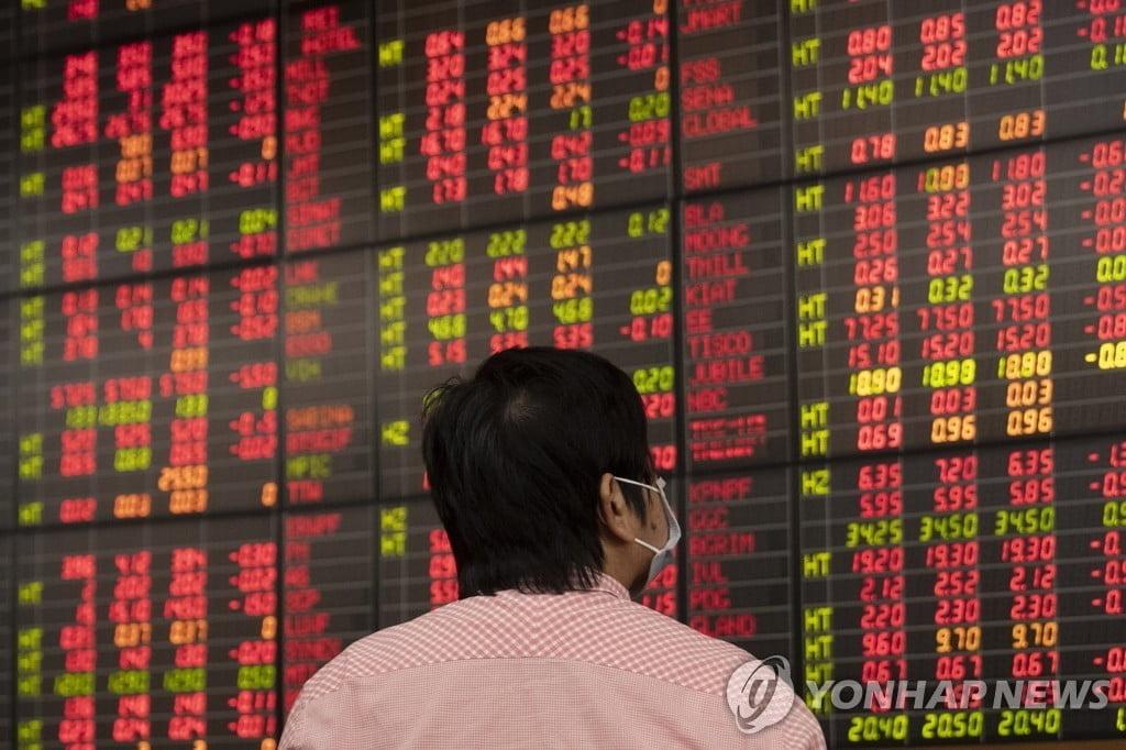 아시아 증시, 글로벌 경기회복 기대감에 강세