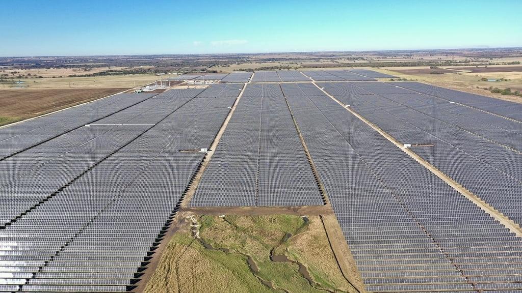 한화큐셀, 미국 텍사스주 태양광 발전소 매각
