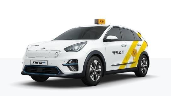카카오, 기아와 제휴해 전기 택시 도입…200만원씩 구매 비용 지원
