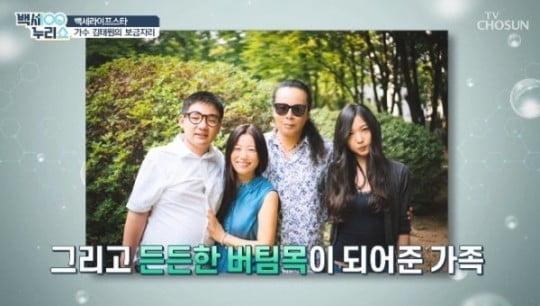"""김태원 선글라스의 비밀 """"패혈증 앓아 시력 절반 뚝"""""""