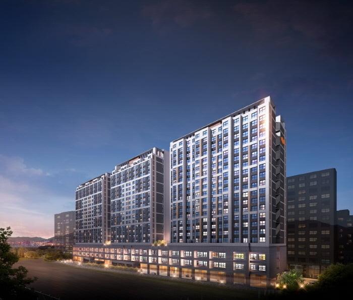 아파트 규제에 오피스텔 관심 증가... `e편한세상 시티 부평역` 주목