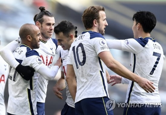 KBS 라인 재편성에 대한 Tottenham Fulham의 예상 라인업
