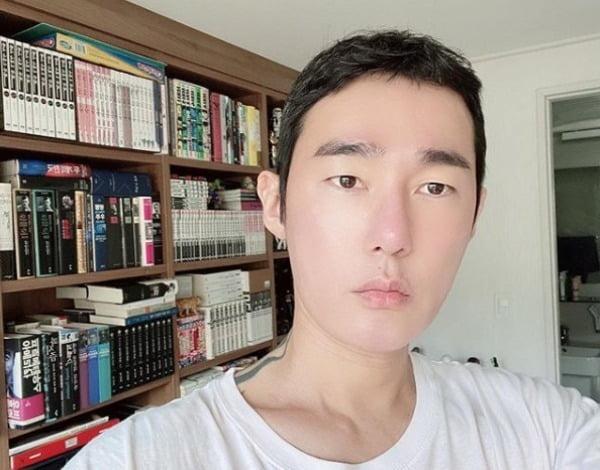 허지웅/사진=허지웅 인스타그램