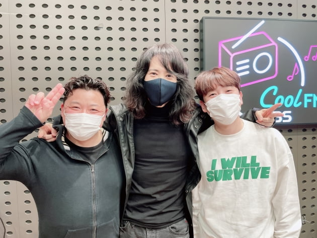 /사진=KBS 쿨FM '윤정수, 남창희의 미스터 라디오' 스틸컷