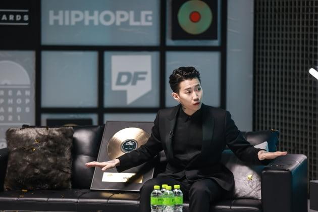 가수 박재범/ 사진=힙합플레이야 제공