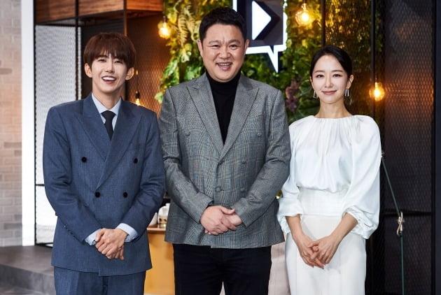 '아무튼 출근!' MC 광희, 김구라, 박선영./사진제공=MBC