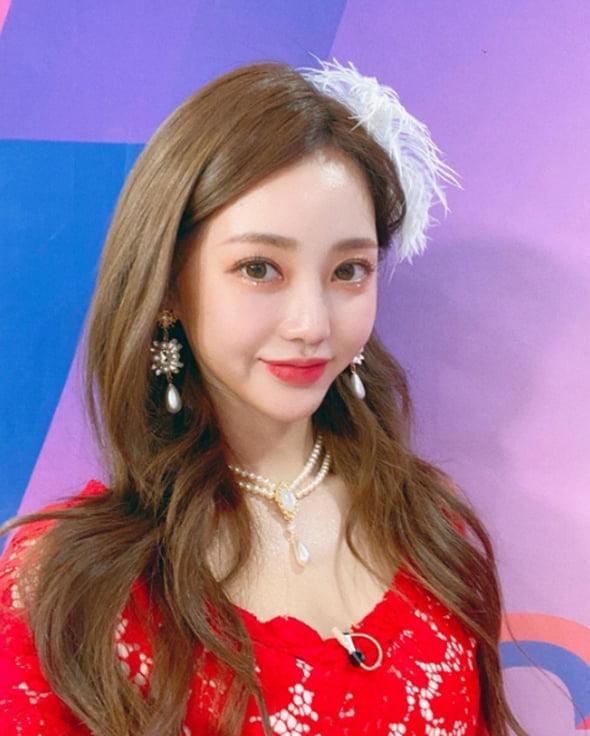 '미스트롯2' 홍지윤./ 사진=인스타그램