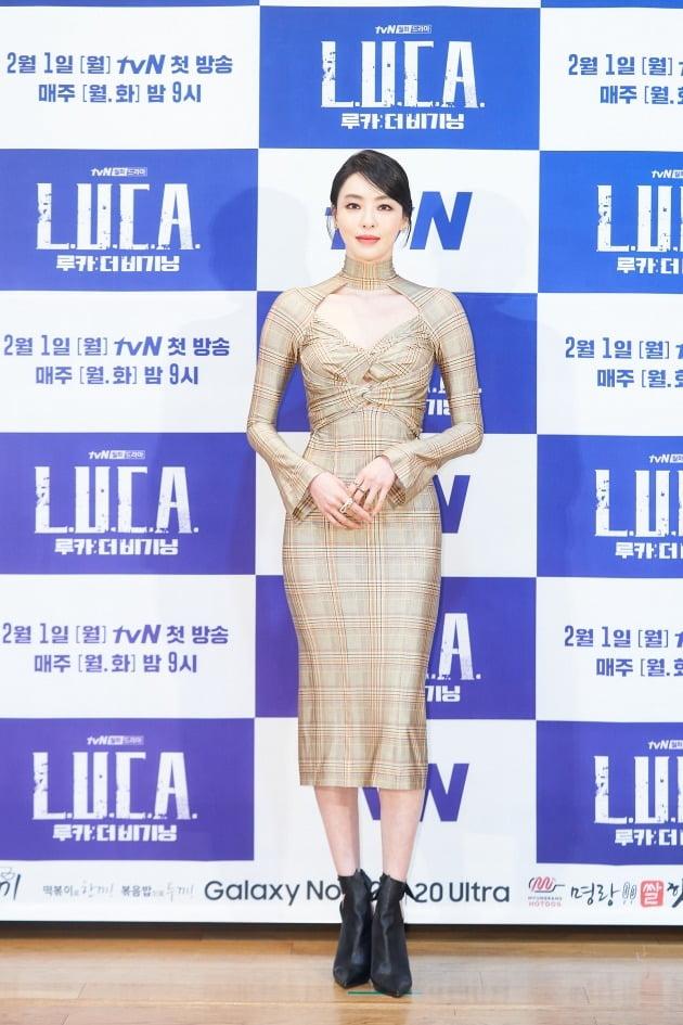 '루카 더 비기닝' 배우 이다희./사진제공=tvN
