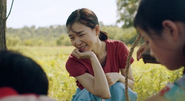 영화 '미나리' 한예리 / 사진제공=판씨네마