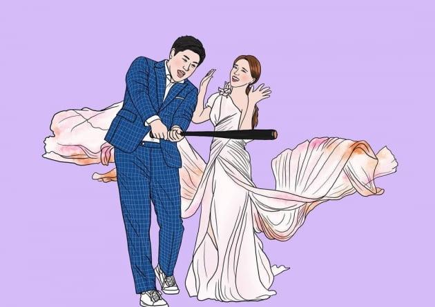 """'박현선♥' 양준혁 """"결혼식 두 번 연기…이번엔 갈 수 있겠죠?"""""""