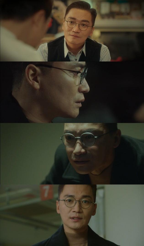 '마우스' 조재윤./사진제공=tvN