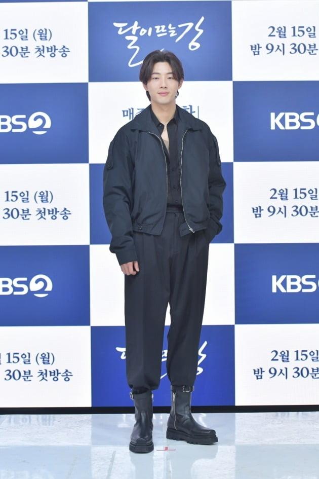 KBS2 월화드라마 '달이 뜨는 강' 주연을 맡은 배우 지수. / 사진제공=KBS