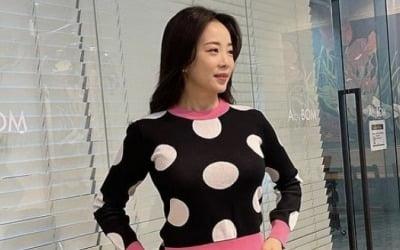 """박은영, 출산 한 달 만에 …""""살 더 빼야 하나"""""""