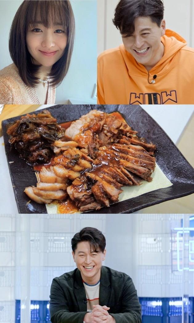 '편스토랑' 스틸컷./사진제공=KBS, 박하선 인스타그램