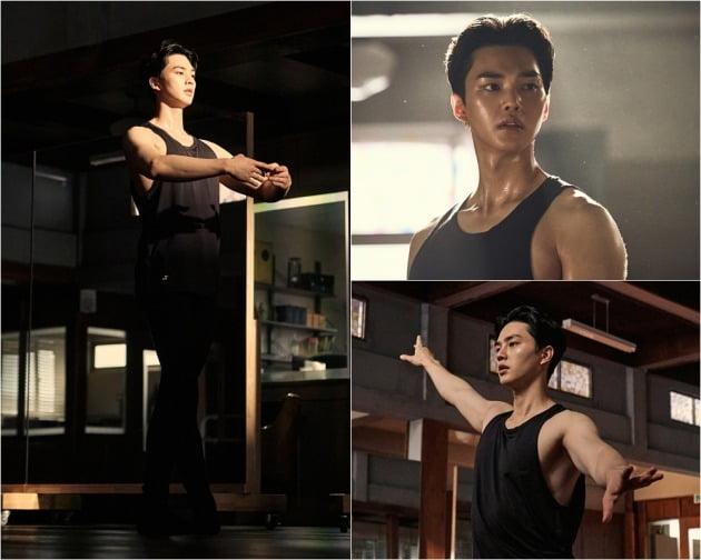 '나빌레라' 송강./사진제공=tvN