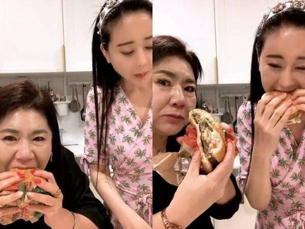 /사진=함소원 인스타그램 영상 캡처