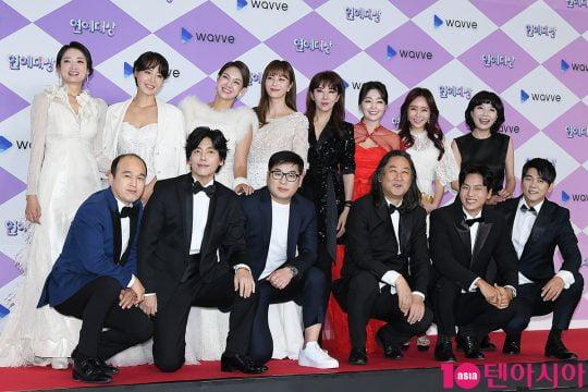 '불타는 청춘' 멤버들/ 사진=SBS 제공