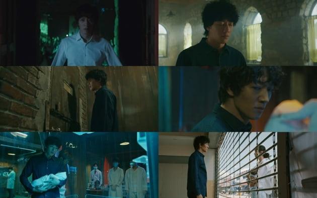/사진=tvN 월화드라마'루카 : 더 비기닝' 방송화면