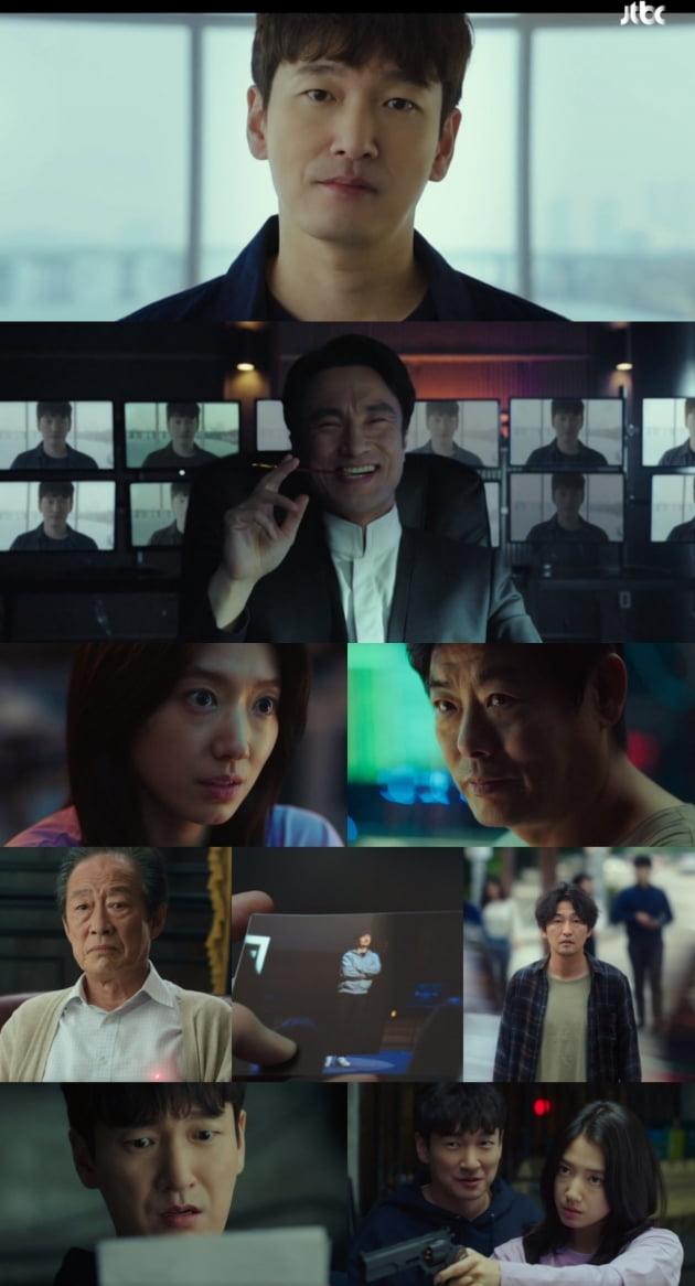 '시지프스' 조승우 김병철 /사진=tvN
