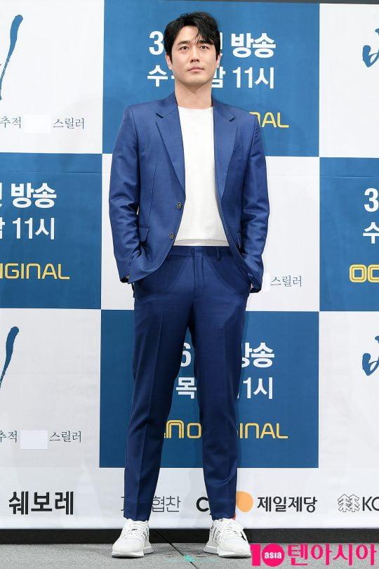 배우 조한선. /텐아시아DB