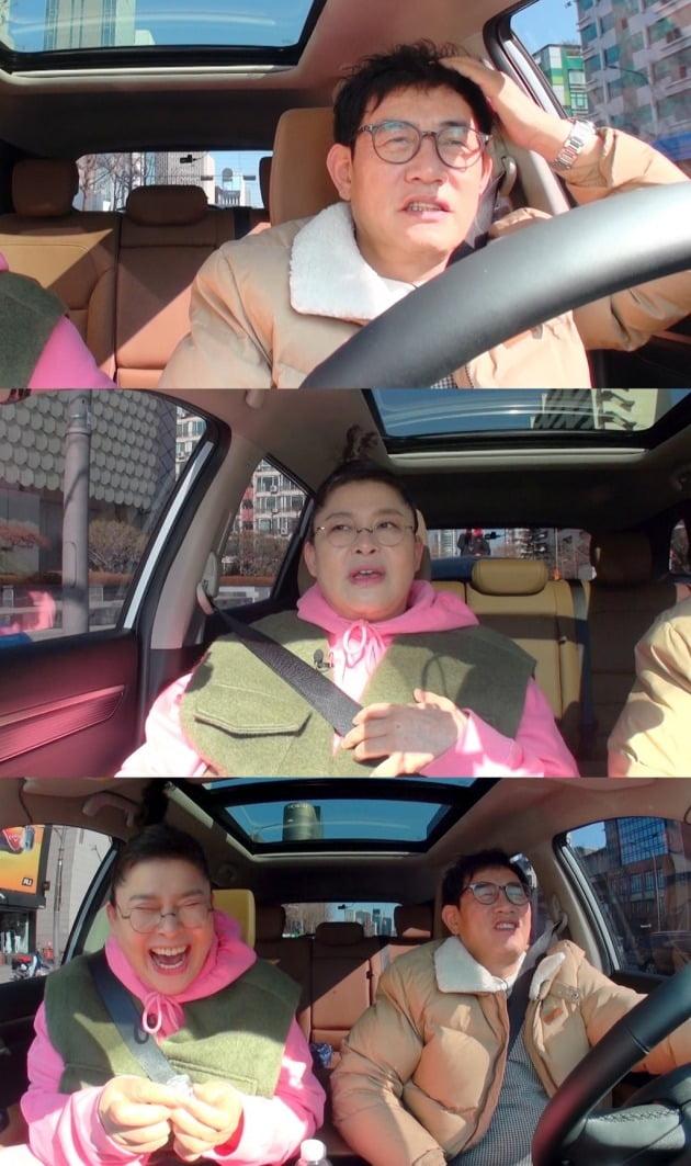 '편스토랑' 이경규, 이영자가 뭉친다. / 사진제공=KBS2