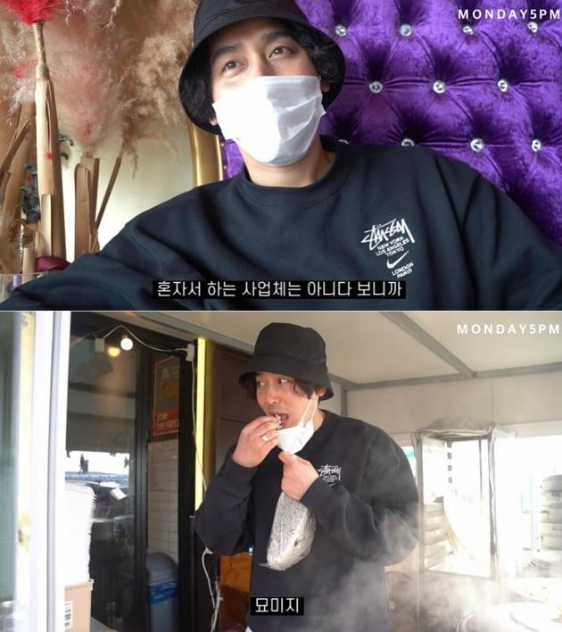 김상혁 /사진=억울왕  유튜브