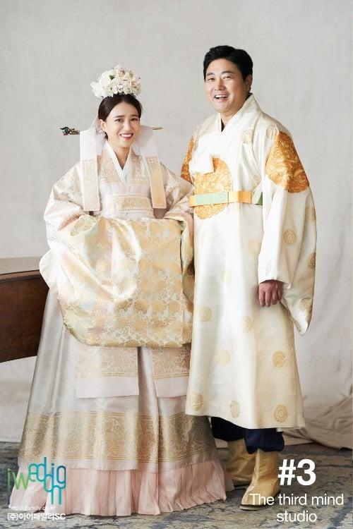 양준혁♥박현선, 결혼식 올린다 /사진=더 써드마인드 제공