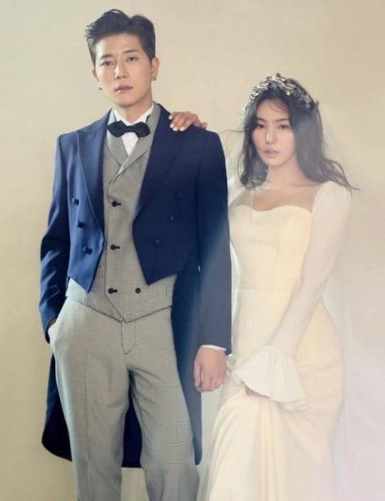 가비엔제이 제니, 작곡가 김수빈 결혼 /사진=해피메리드컴퍼니 제공