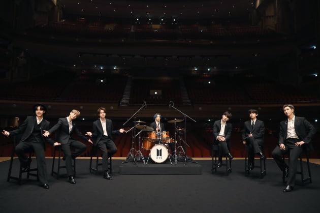 그룹 방탄소년단 /사진=빅히트엔터테인먼트 제공