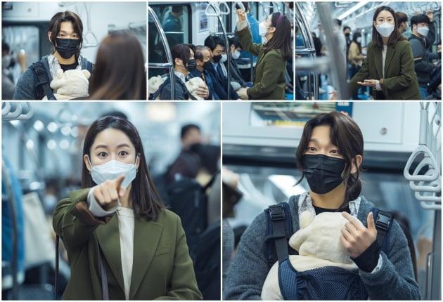 '오케이 광자매' 전혜빈X김경남 /사진=KBS 제공