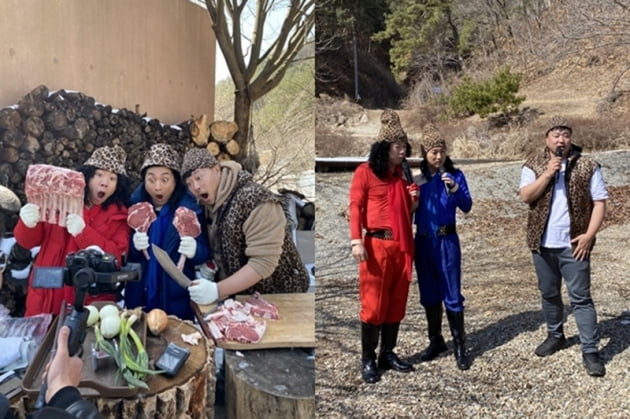 '빽사이코러스' / 사진 = tvN 제공