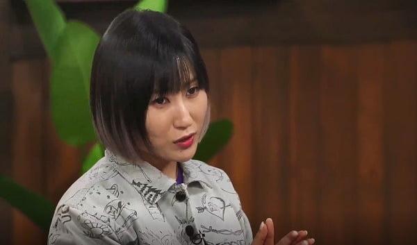 '밥심' 가수 요아리./사진제공=SBS플러스