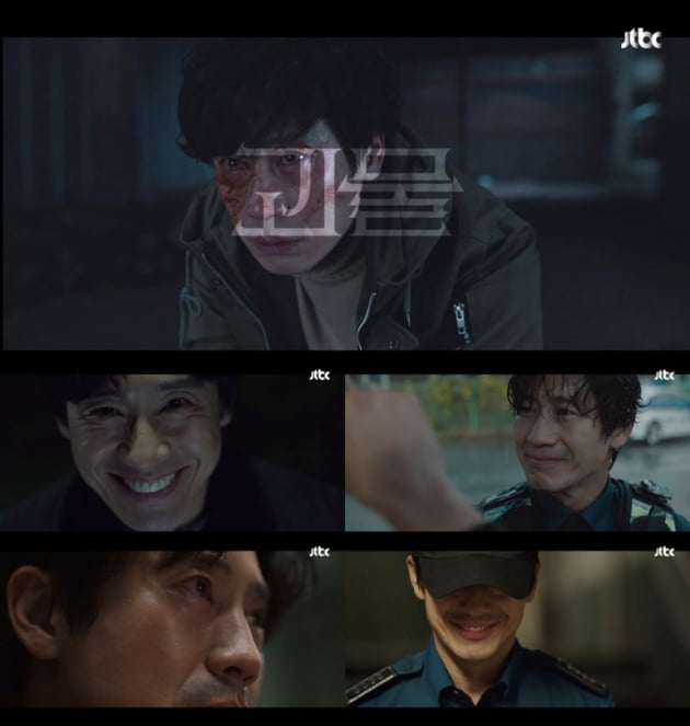'괴물' 신하균 / 사진 = JTBC 제공