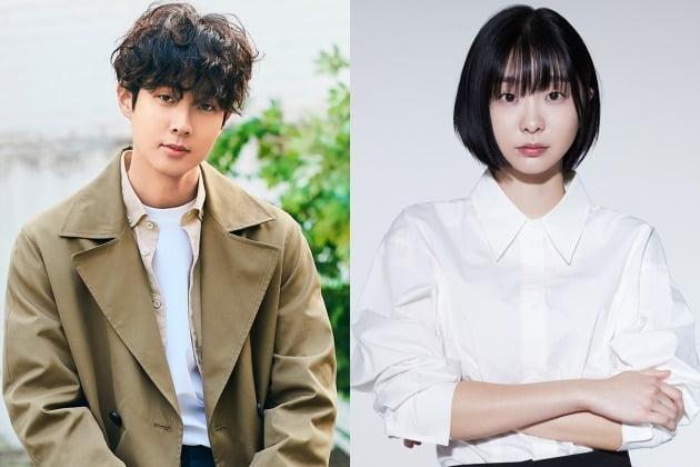 배우 최우식(왼쪽), 김다미가 드라마 '그 해 우리는'에 캐스팅됐다. / 사진제공=매니지먼트 숲, 앤드마크