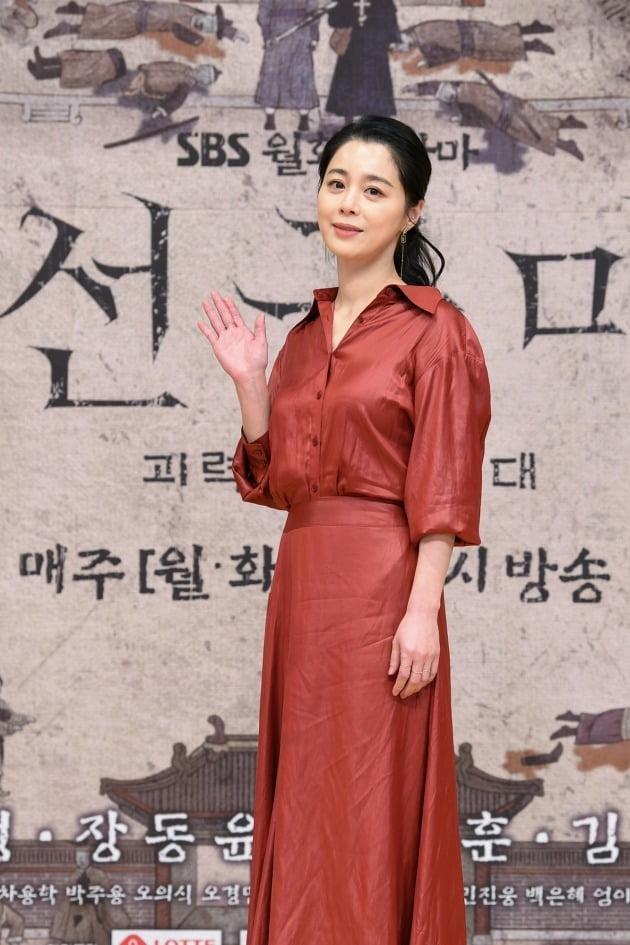 '조선구마사' 서영희/ 사진=SBS 제공