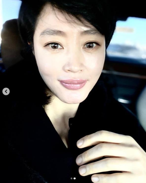 /사진 = 김혜수 인스타그램