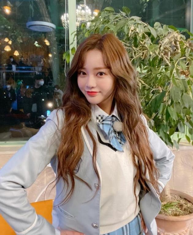 홍지윤./ 사진=인스타그램