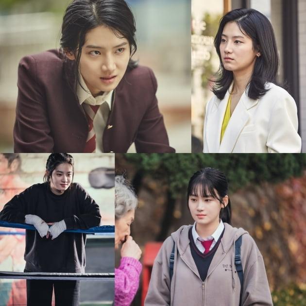배우 박주현 / 사진= 넷플릭스, tvN 제공