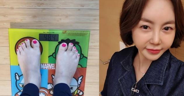 황혜영 인스타그램