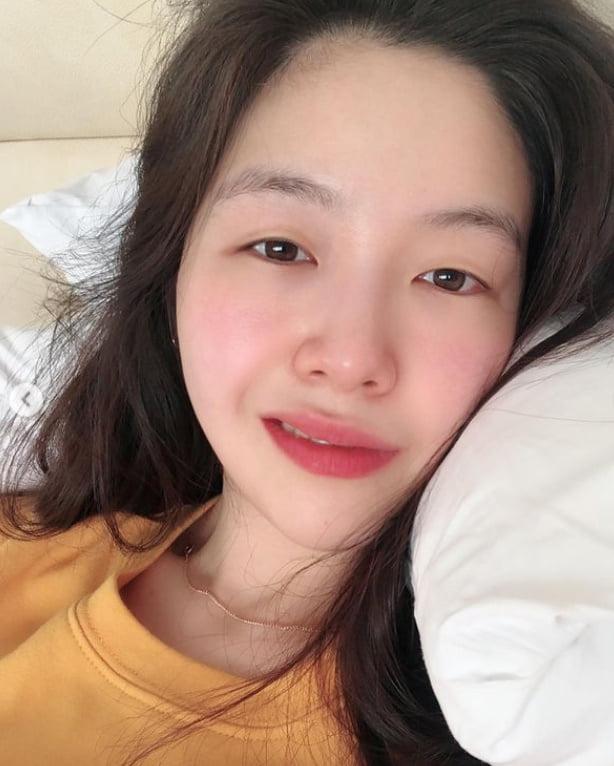 배우 방민아 인스타그램