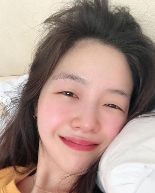 """방민아, 신생아 민낯…""""어플로도 막을 수 없는 붓기"""""""