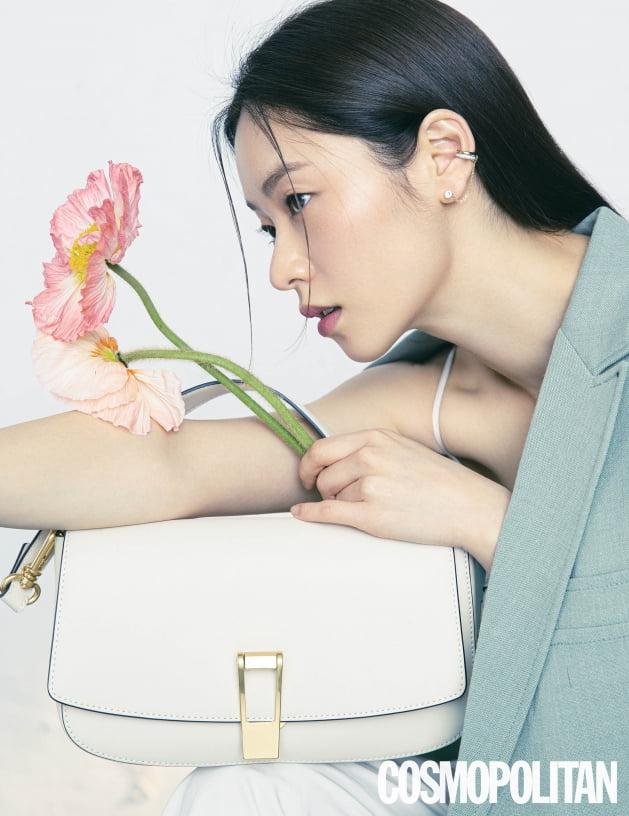 배우 전여빈 화보 / 사진제공=코스모폴리탄