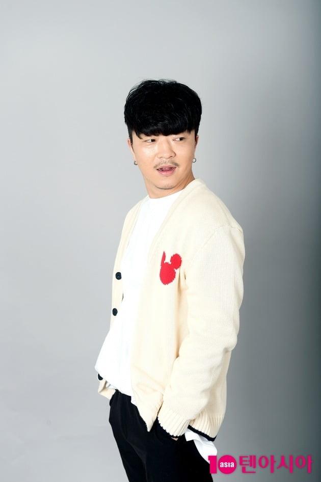 백승훈은 가수, 연기, 개그까지 섭렵한 '만능 엔터테이너'였다./사진=서예진 기자
