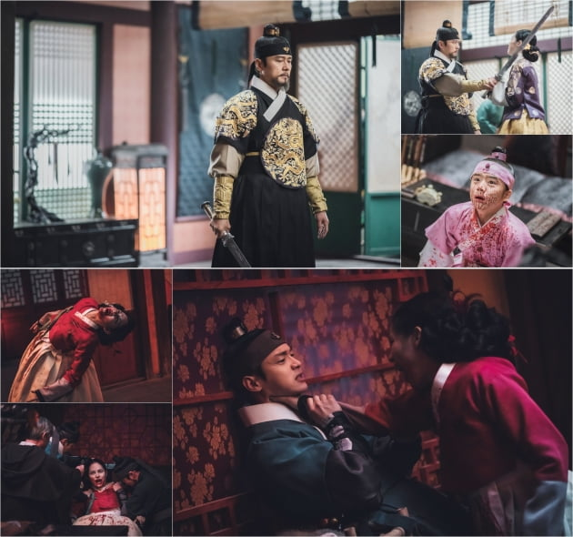 '조선구마사' 1회 스틸컷/ 사진=SBS 제공